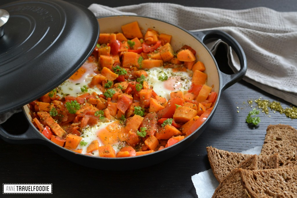 sweet potato shakshuka recipe