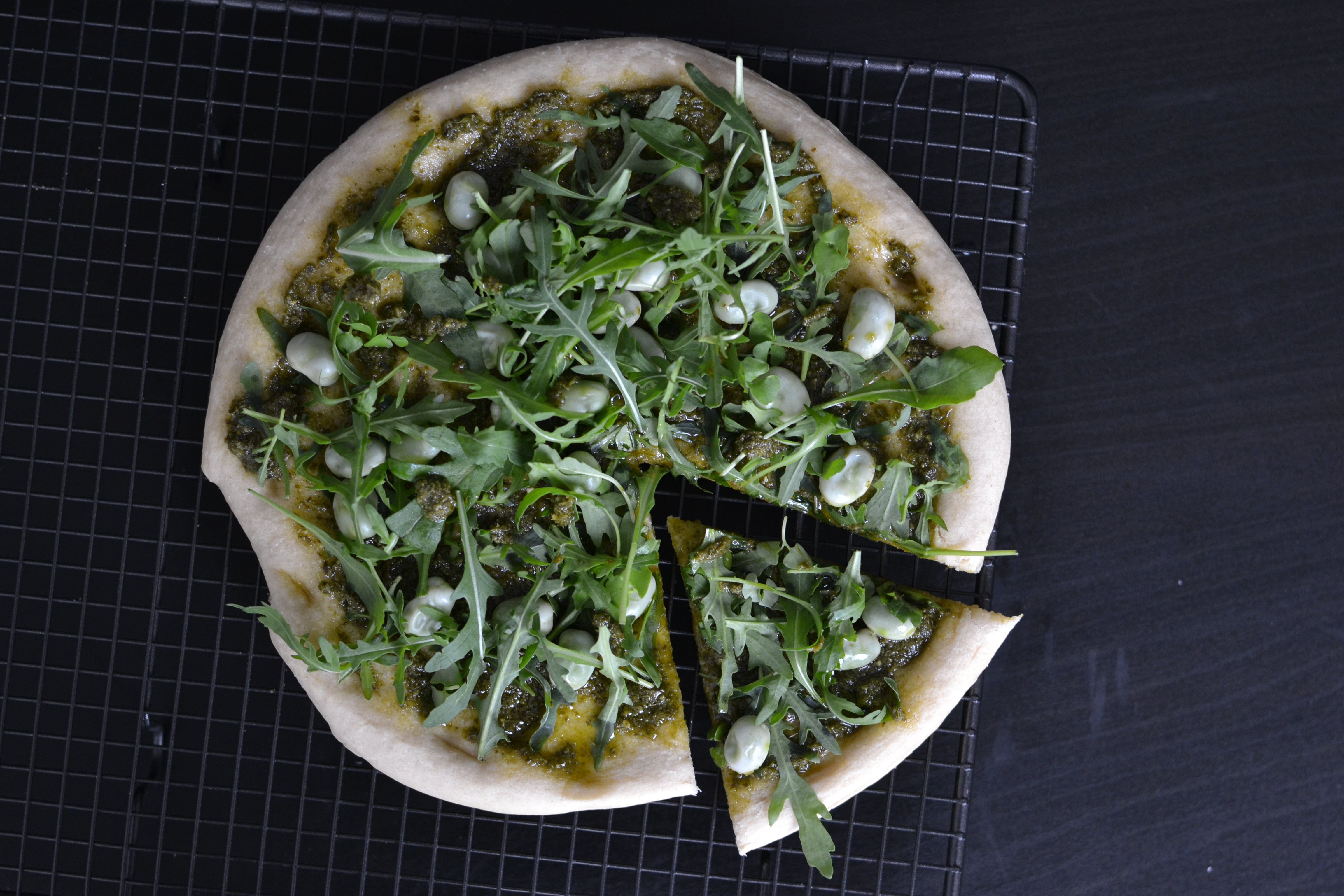 healthy vegan pizza recipes