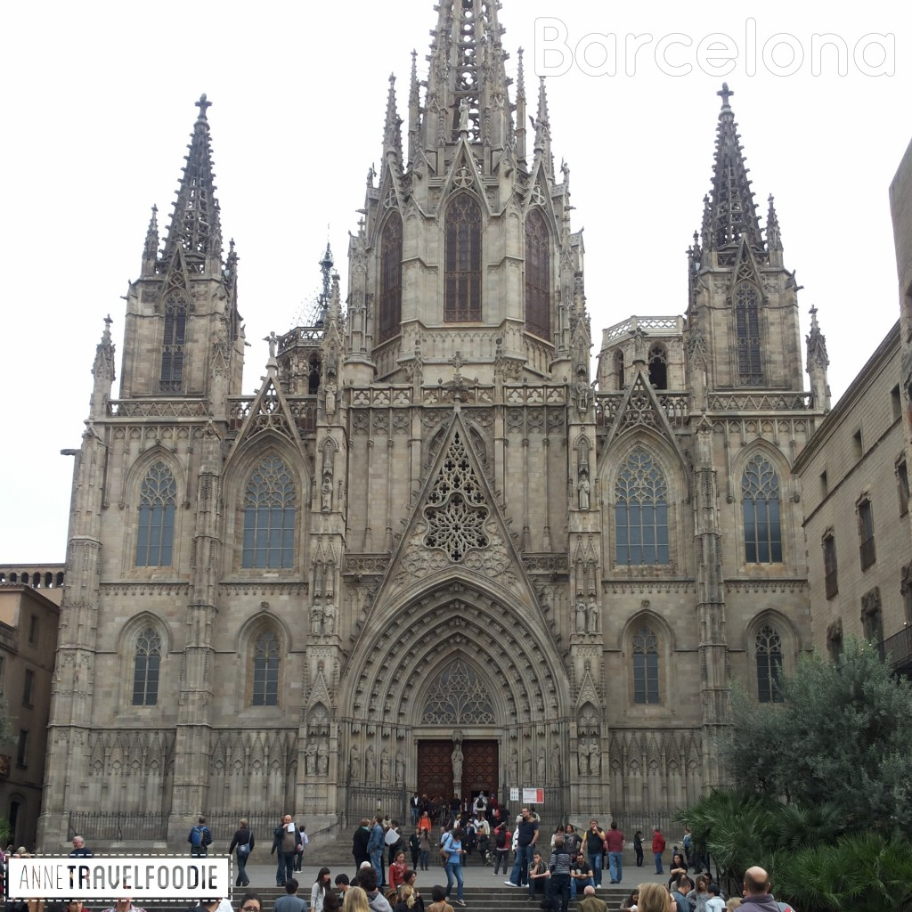 photo travel blog barcelona spain