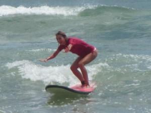 surfing lessons Noosa australia