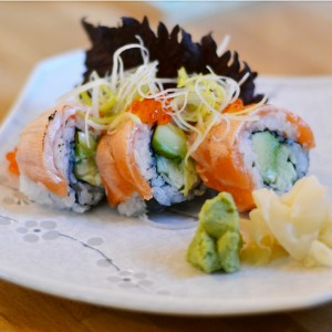 sushi food porn
