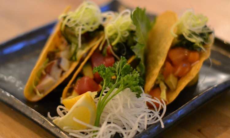 sushi tacos amsterdam