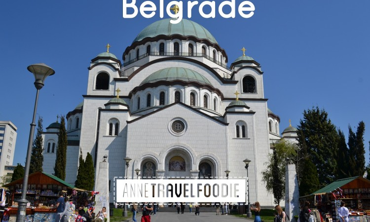 travel blog and video Belgrade serbia