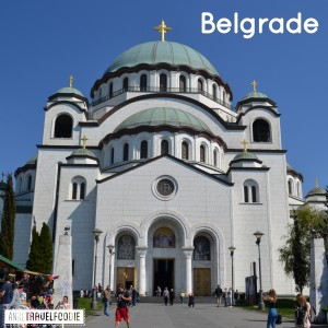 travel blog belgrade serbia