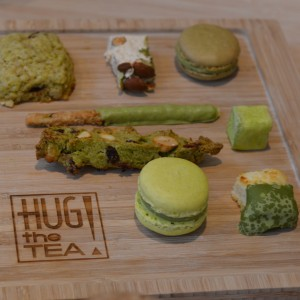matcha food hug the tea den haag