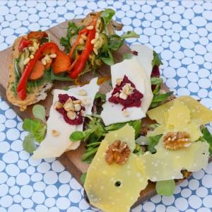 vegetarische sandwiches hooi utrecht