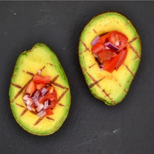 avocado grilled deconstructed guacamole