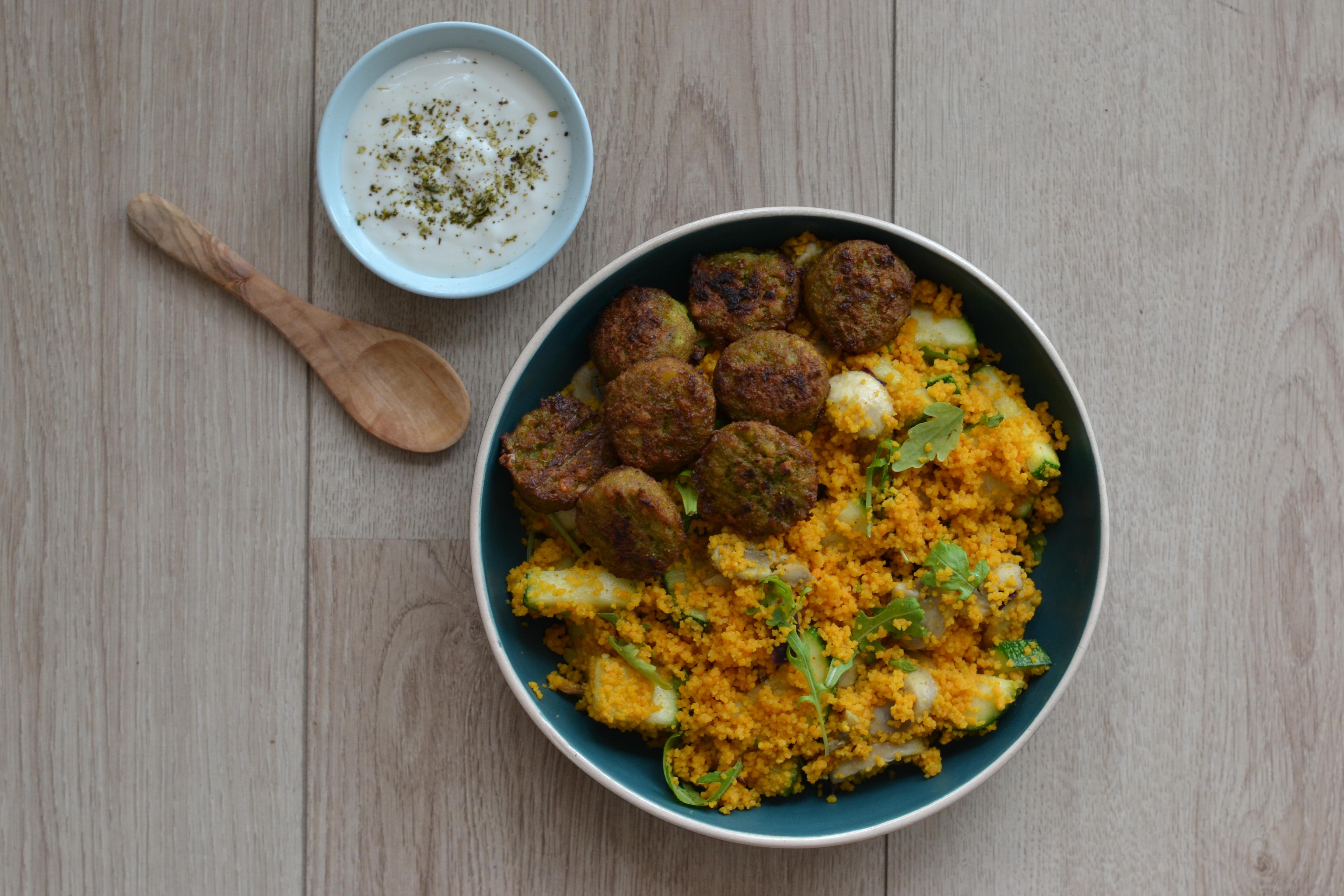 easy vegan couscous recipe