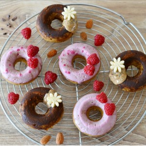 recipe gluten free and vegan doughnuts