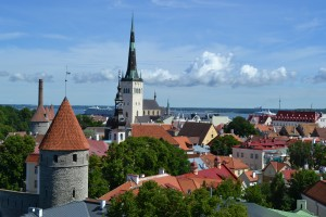 viewing point tallinn estonia