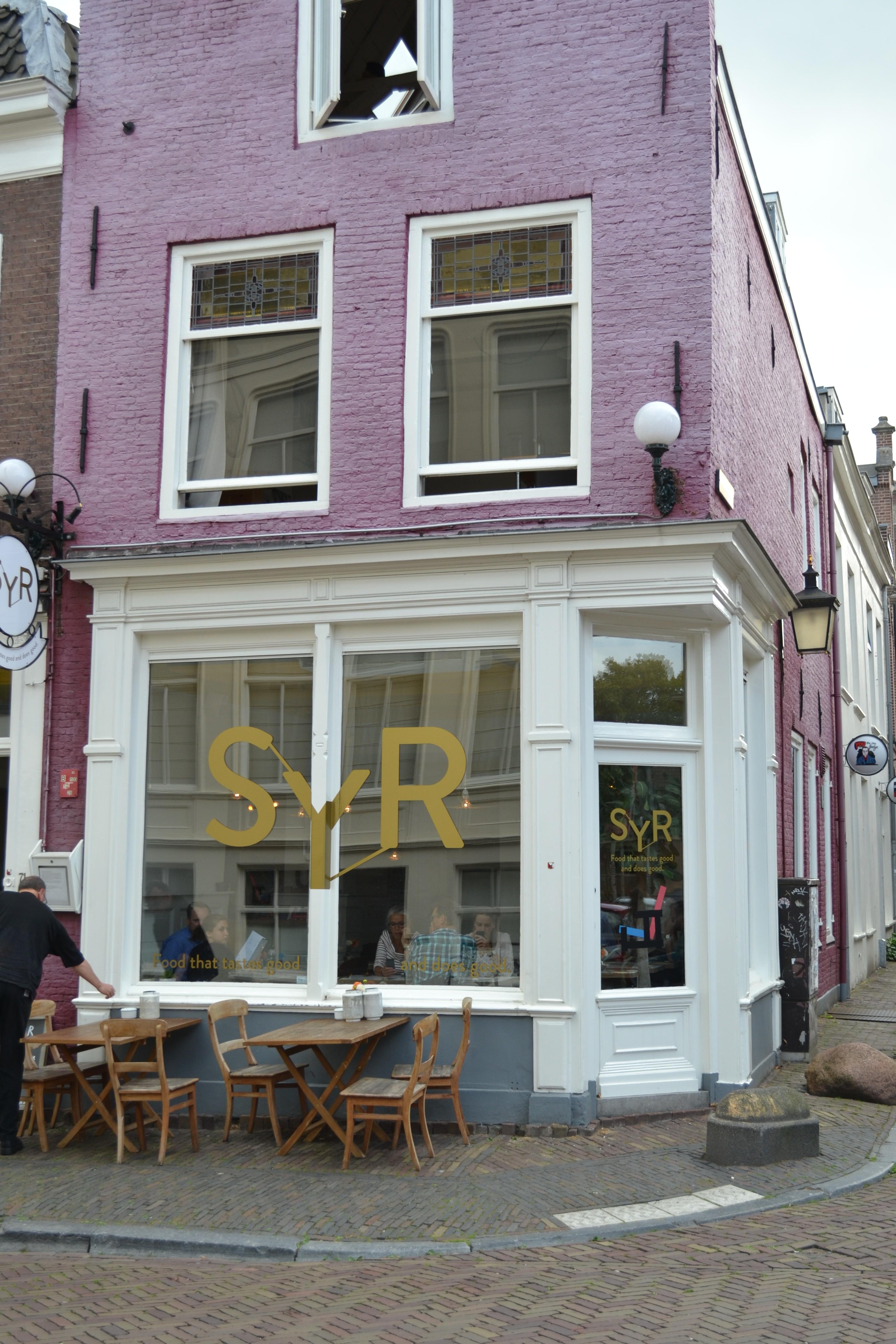 restaurant Syr Utrecht