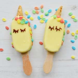 unicorn ice cream bars