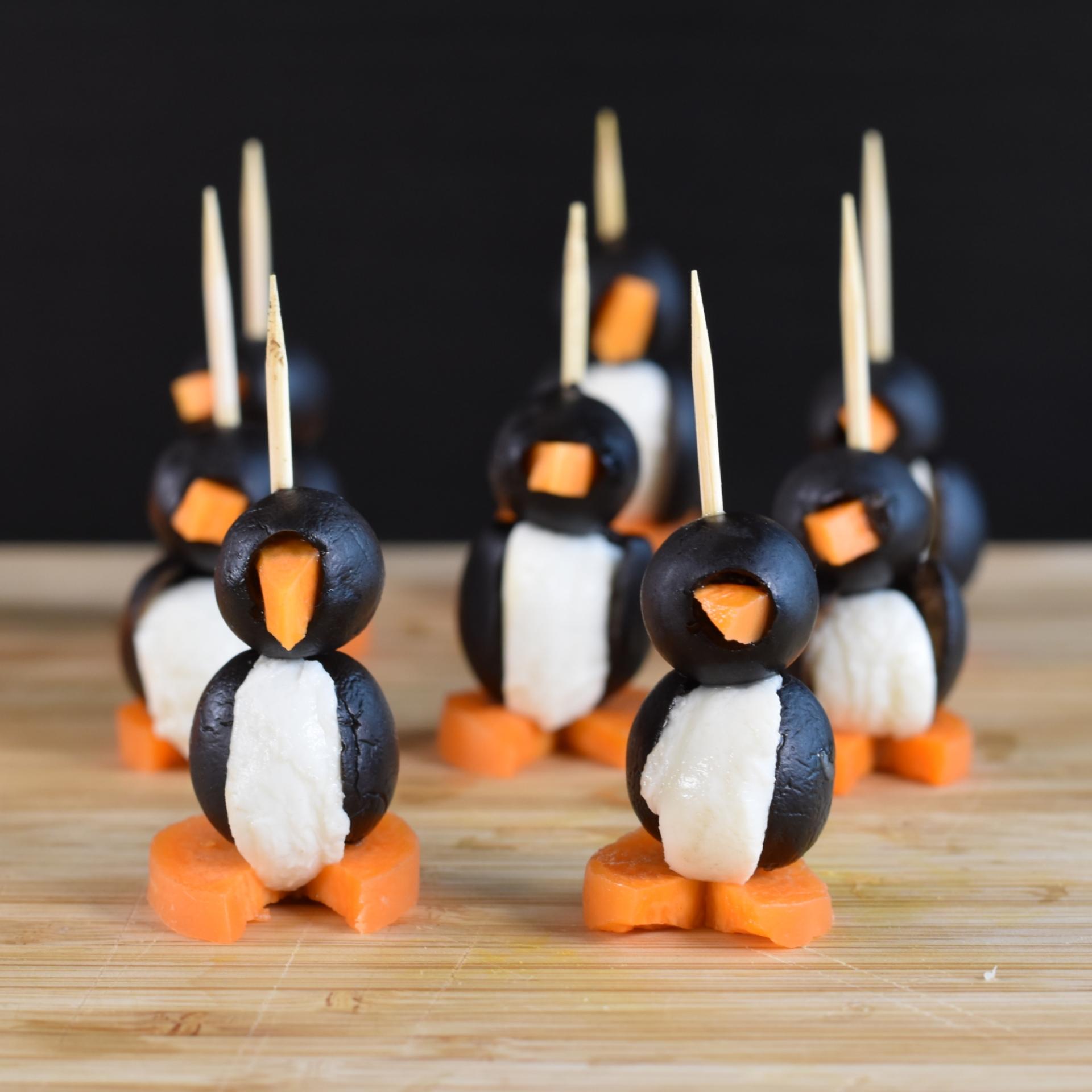 edible penguins
