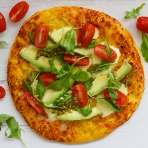 healthy avocado pizza recipe
