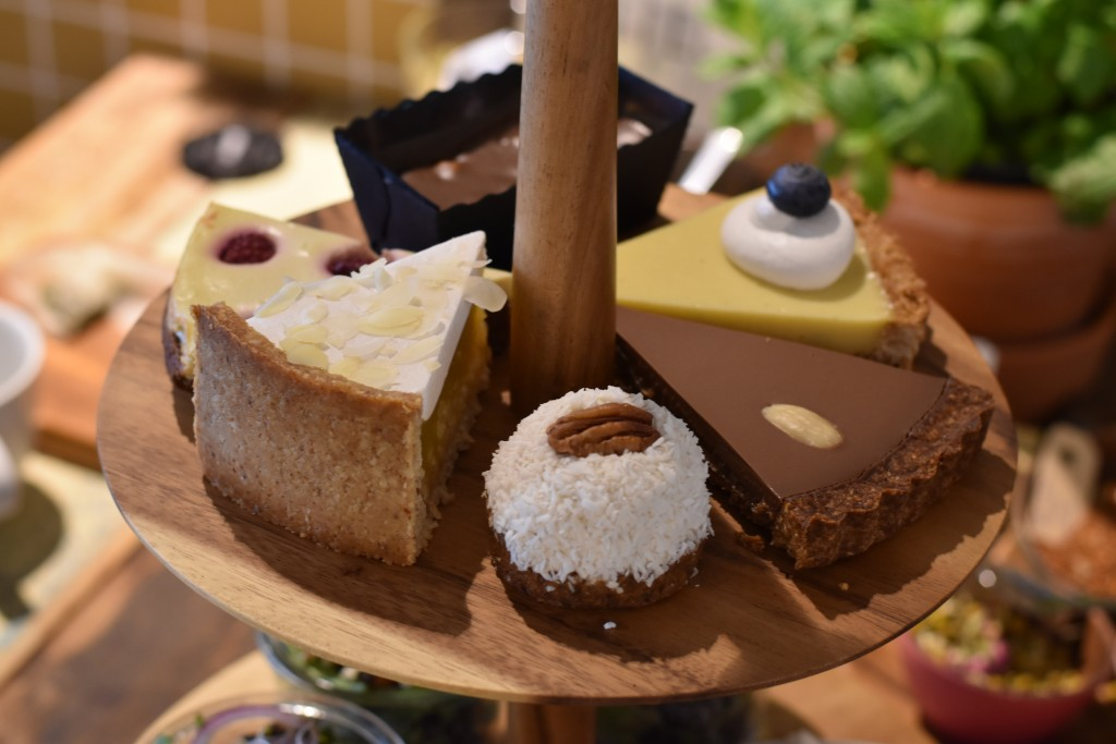 vegan taart high tea eatonomy