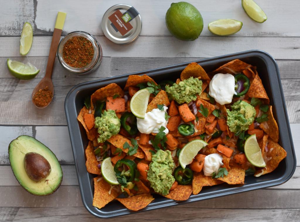 euroma mexicaanse kruiden recept