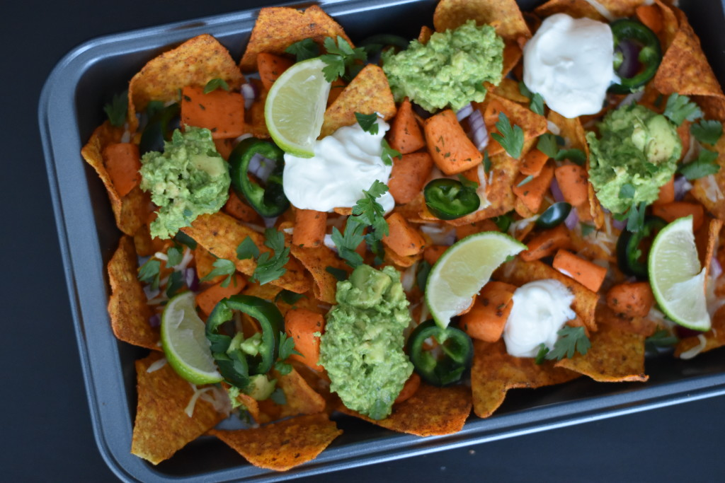 nachos pumpkin recipe