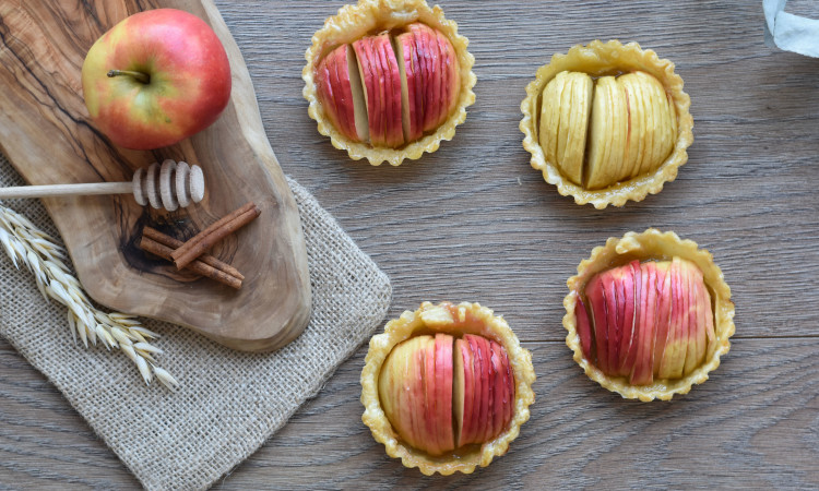 recipe apple tarts