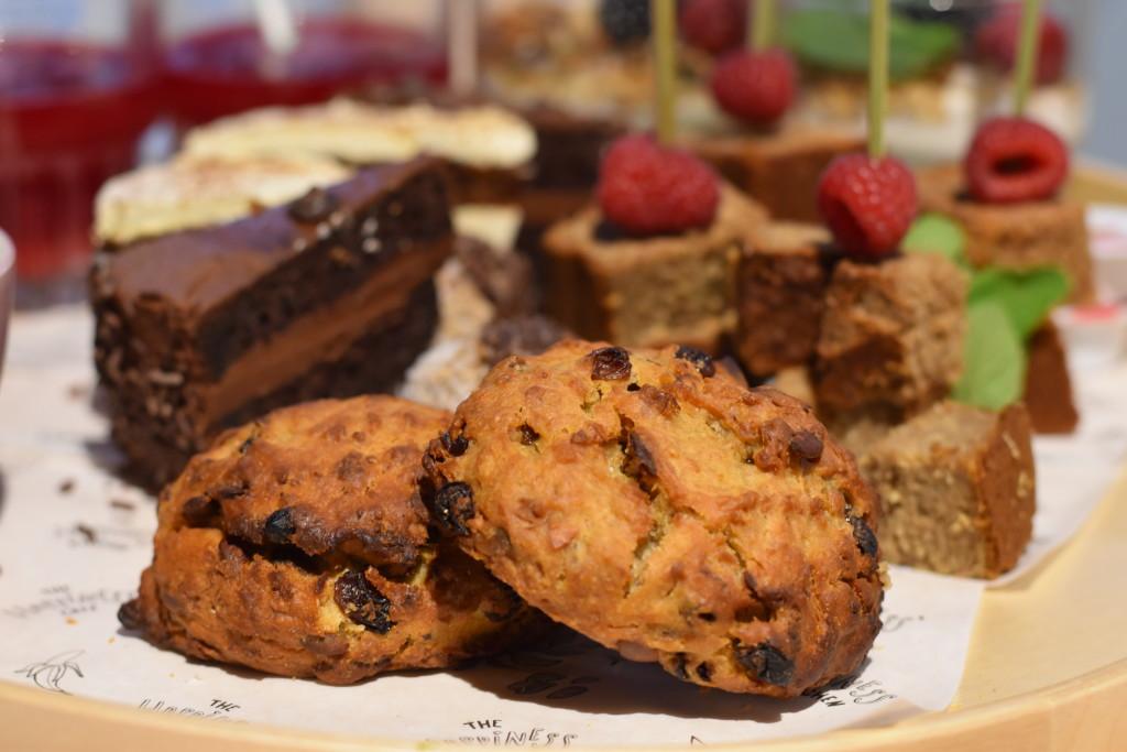 scones vegan sugar free cakes