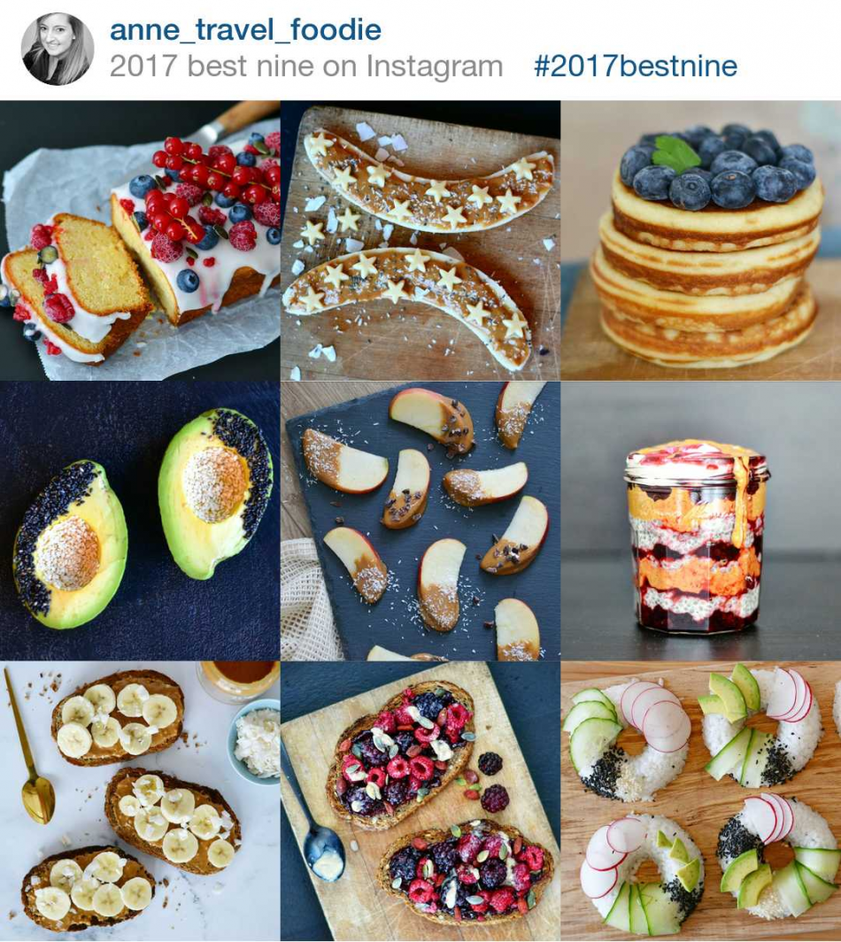 Nine best pictures of 2017 anne travel foodie these are my nine most liked pictures of my instagram account annetravelfoodie of 2017 i think my followers really like peanut butter as 4 out of 9 forumfinder Image collections