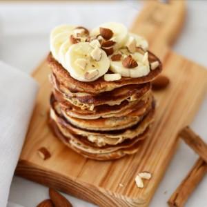 chai protein pancakes recipe