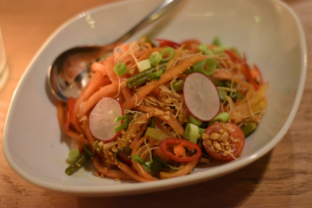 papaya salad rode vosch utrecht