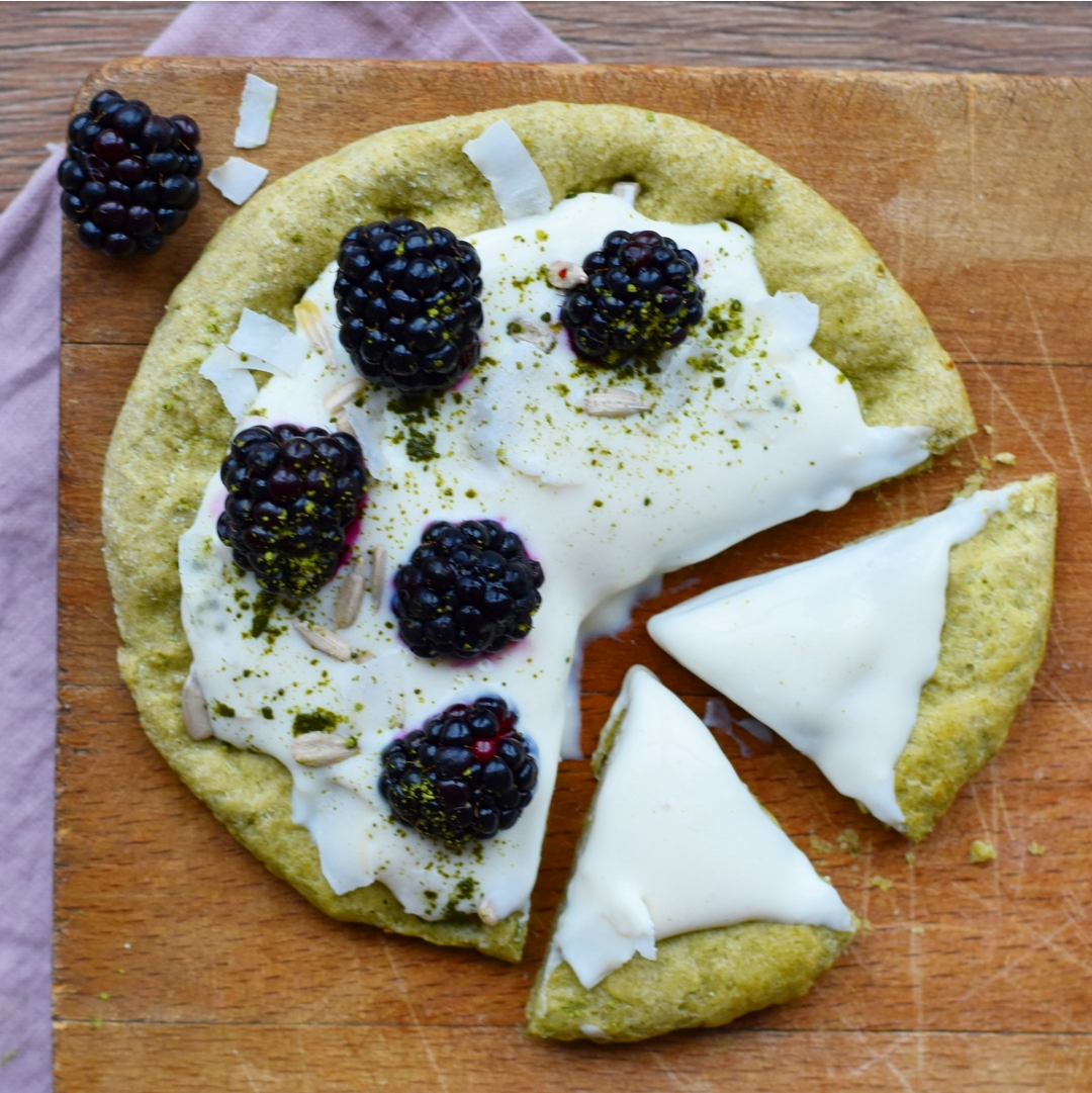 breakfast pizza matcha magioni
