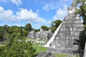 maya ruins tikal guatemala