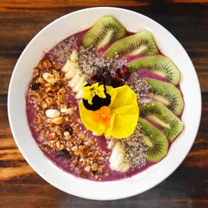 vegan gluten free acai bowl the pitted date playa del carmen