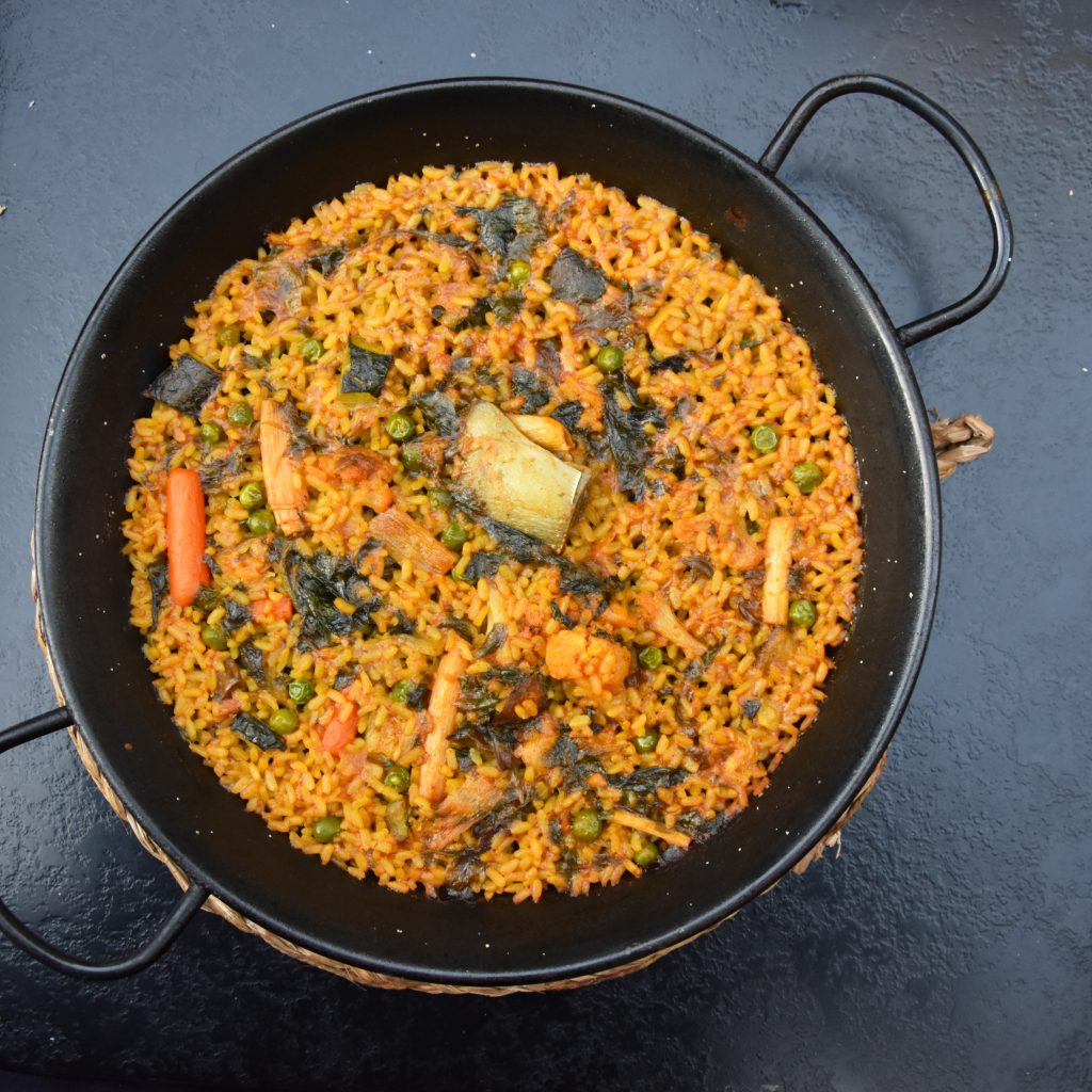 Vegetarian food guide to valencia anne travel foodie - Vegetarian restaurant valencia ...