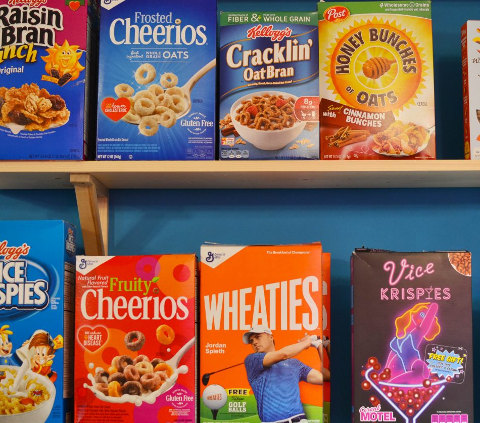 Cereal & Chill: Cereal Cafe In Amsterdam