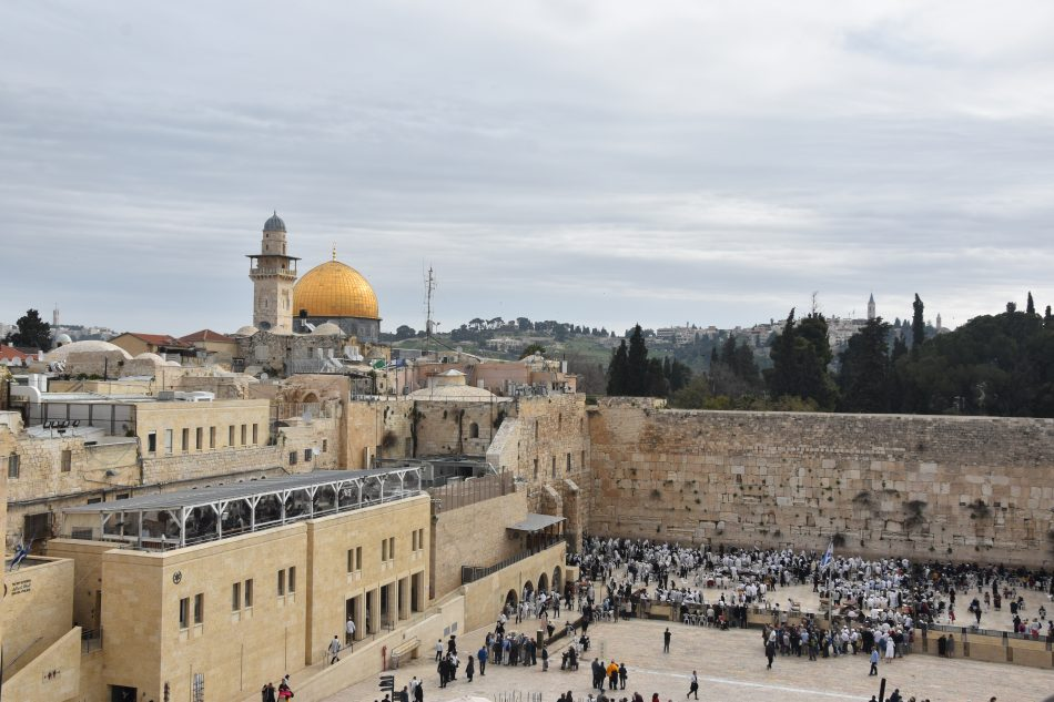 Day tour from Tel Aviv to Jerusalem, Betlehem and the Dead