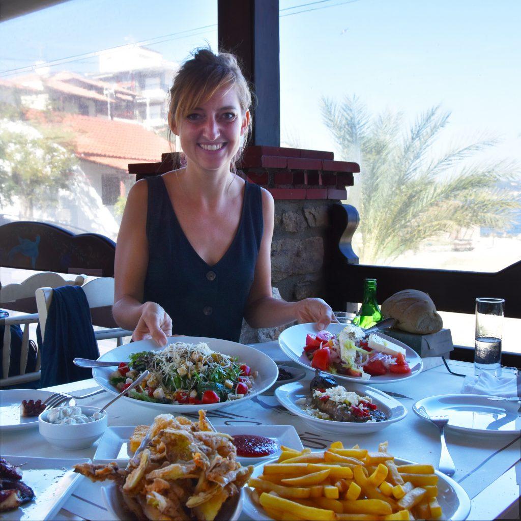 Explore the Halkidiki region in Greece - Anne Travel Foodie