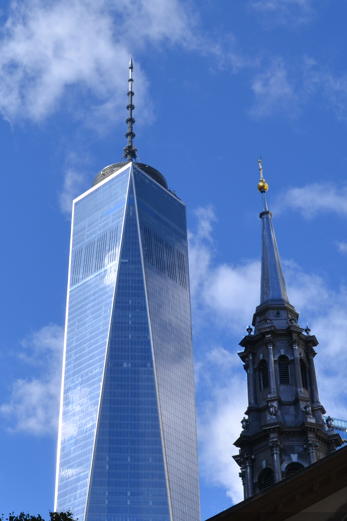wtc freedom tower - Anne Travel Foodie