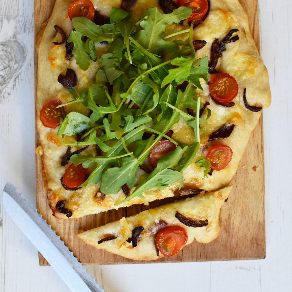 Picaccia Pizza Focaccia Anne Travel Foodie